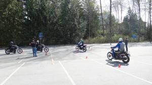 ProRide Training Lot