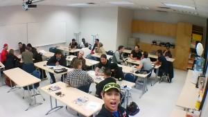ProRide Classroom