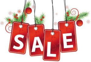 2019 Christmas Sale!