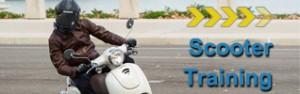 Survival Rider Scooter Training