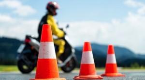 ICBC Motorcycle Skills Test
