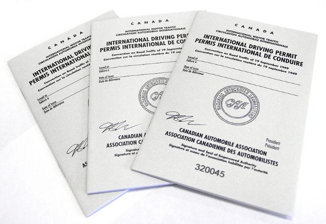 Destination Riding & International Driving Permits