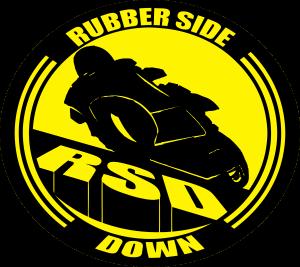 Rubber Side Down Motorsport Clothing