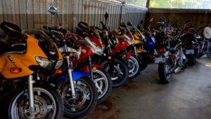 ProRIDE Motorcycle Fleet