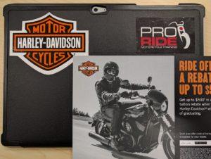 2019 Harley-Davidson Tuition Credit