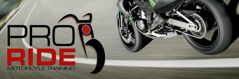 ProRIDE Motorcycle Training